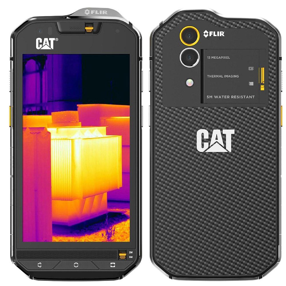 CAT S60防水防塵防摔熱感應智慧機