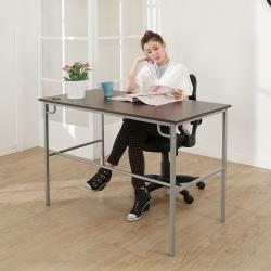 BuyJM簡單型防潑水低甲醛粗管工作桌(寬120cm)-DIY