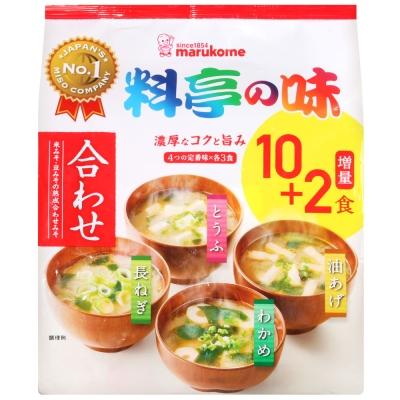 Marukome 料亭之味味噌湯(219g)