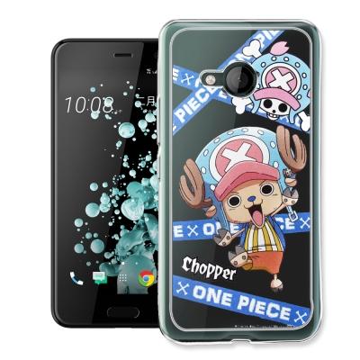航海王 HTC U Play 5.2吋 透明軟式手機殼(封鎖喬巴)