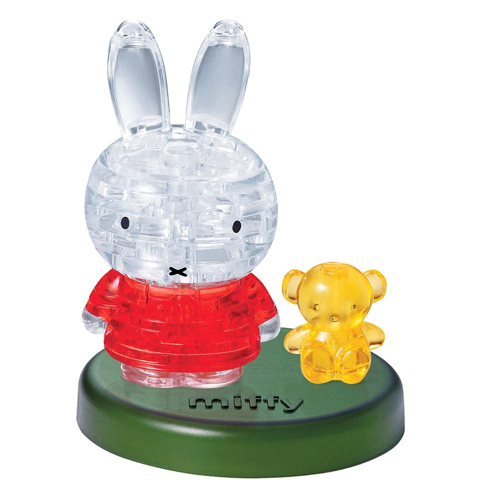 米菲兔 立體水晶拼圖(8cm系列-38片)