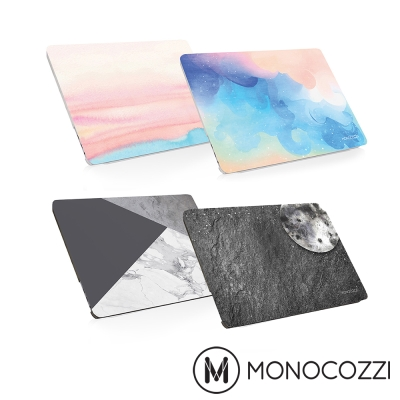 MONOCOZZI Macbook Pro 13 吋圖騰保護殼(Touch ID)