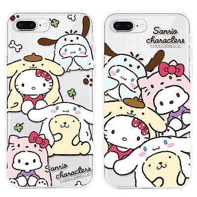 GARMMA  Hello Kitty iPhone 7/8 防摔軟殼 狗年限定