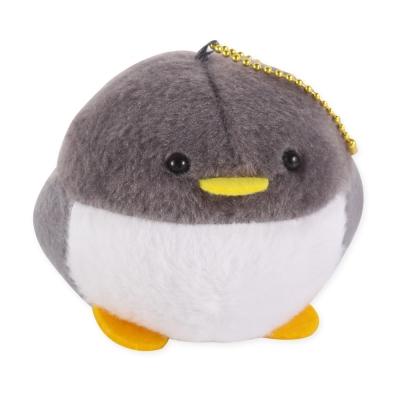 UNIQUE 動物樂園圓滾滾掌心錄音公仔 。小企鵝