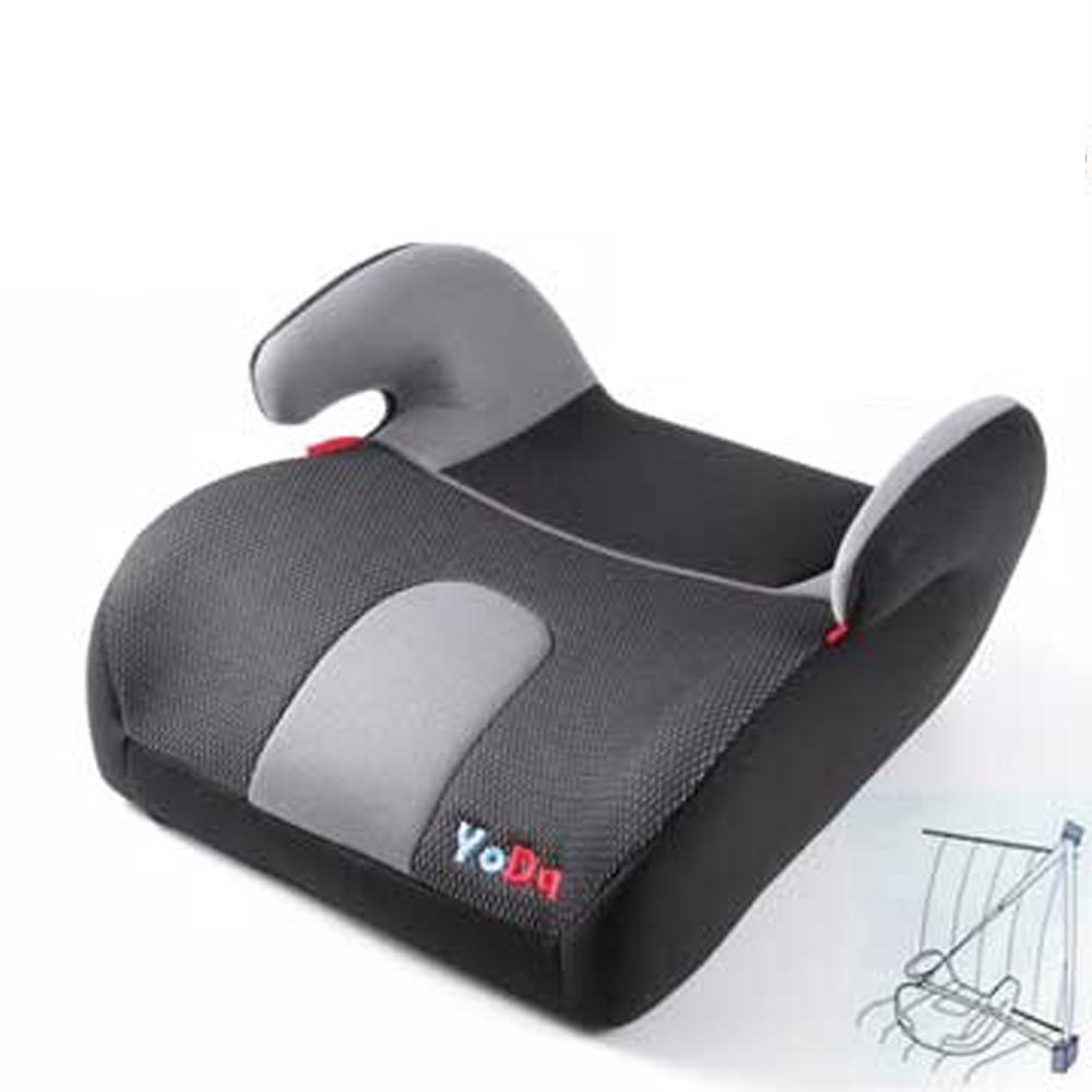 YoDa 兒童輔助增高舒適座墊-騎士灰