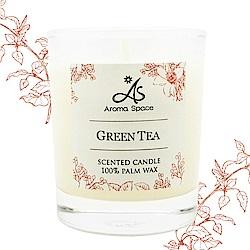 ThaiScent泰香 經典綠茶植物蠟香氛蠟燭 55g