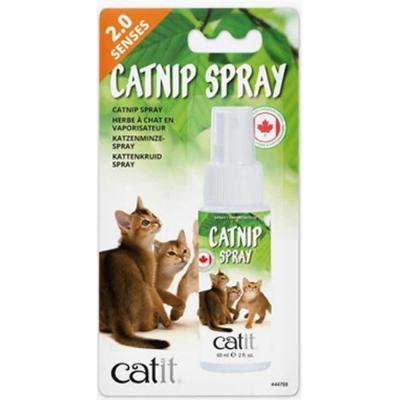 喵星樂活 Catit2.0 貓薄荷噴劑 60ml 三入組