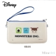 Disney迪士尼皮質橫式手機袋/萬用包/手腕袋_方塊系列_怪獸主角 product thumbnail 1
