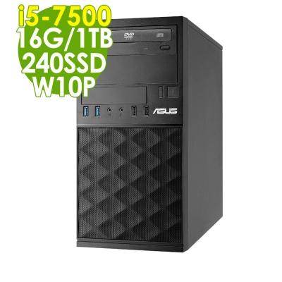 ASUS MD590 i5-7500-16G-1TB-240SSD-W10P