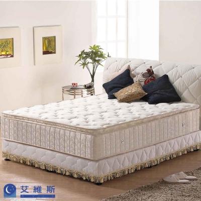 艾維斯 經典款三線加厚獨立筒床墊-雙人5尺
