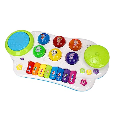 兒童玩具 音樂學習遊戲琴 2012-15A