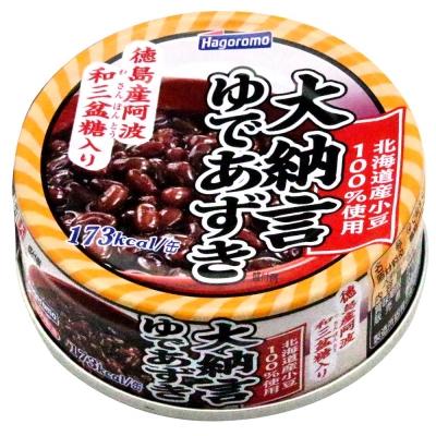 Hagoromo 北海道嚴選紅豆罐(90g)