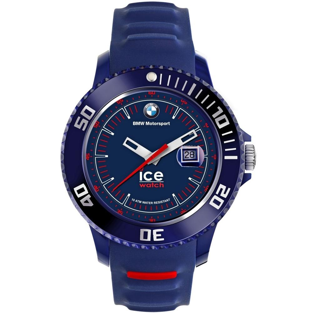 Ice-Watch BMW運動系列 摩登潮流手錶-藍/43mm