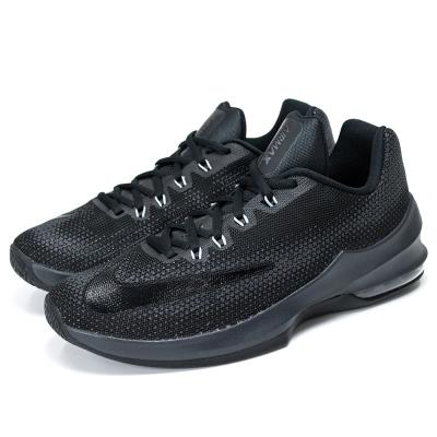 NIKE-AIR MAX INFURIATE男籃球鞋-黑