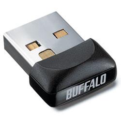 BUFFALO-超迷你USB無線網路卡-WLI-UC-GNM