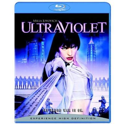 紫光任務 Ultraviolet 藍光  BD