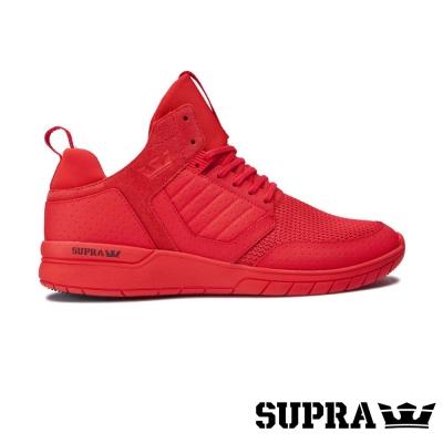 SUPRA Method系列男鞋-紅