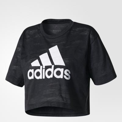 adidas WORKOUT 女 短袖上衣 BQ5791