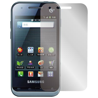 ZIYA SAMSUNG S5820 抗刮螢幕保護貼 (HC) - 2入