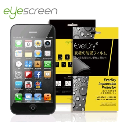 EyeScreen Apple iPhone5/5s/5c/SE PET 螢幕保...