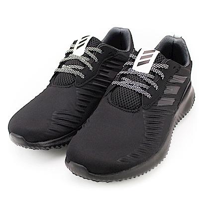 ADIDAS-男慢跑鞋B 42653 -黑