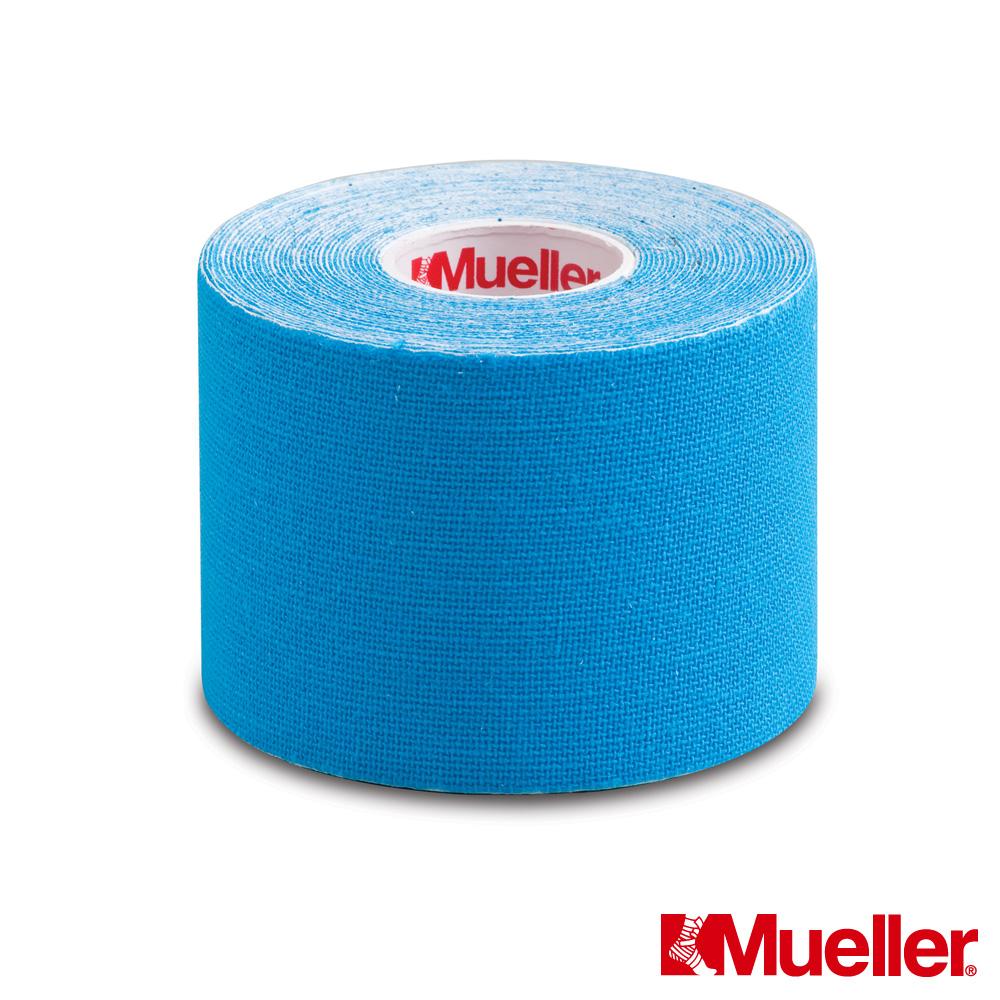 MUELLER慕樂 M肌內效貼布 5CM*5M 藍色 /卷 肌貼(MUA27367)
