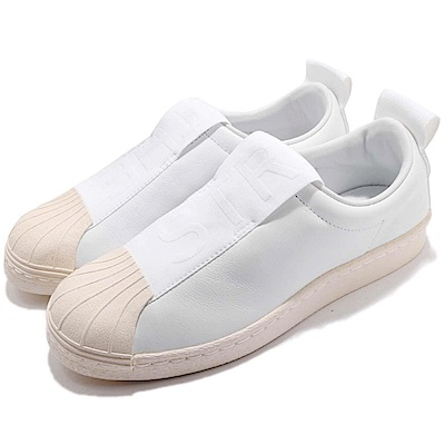 adidas 休閒鞋 Superstar 復古 皮革 女鞋