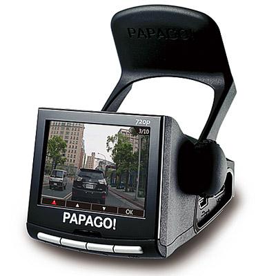 PAPAGO! P0 高畫質720P行車記錄器