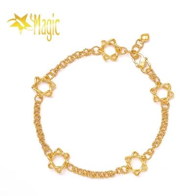 Magic魔法金-珍愛黃金手鍊(約2.8錢)