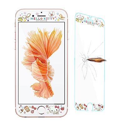 三麗鷗 iPhone 8 / 7 /6s Plus 全隱形玻璃保護貼(熊熊凱蒂)...