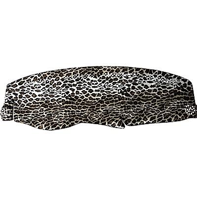 【葵花】量身訂做-汽車防護墊-短絨毛-花豹紋-休旅車款