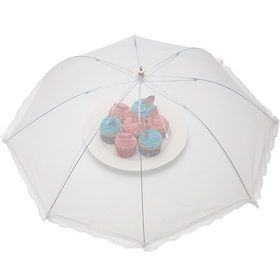 KitchenCraft 蕾絲桌罩(75cm)