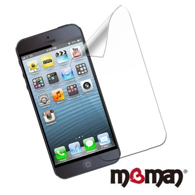 Mgman-iPhone5/5S/SE/5C 耐衝擊手機保護膜