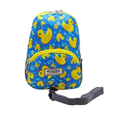 英國Hugger幼童防走失背包-黃色小鴨