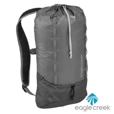 美國Eagle Creek RFID超輕量防撕裂雙肩後背包13L(石墨色)