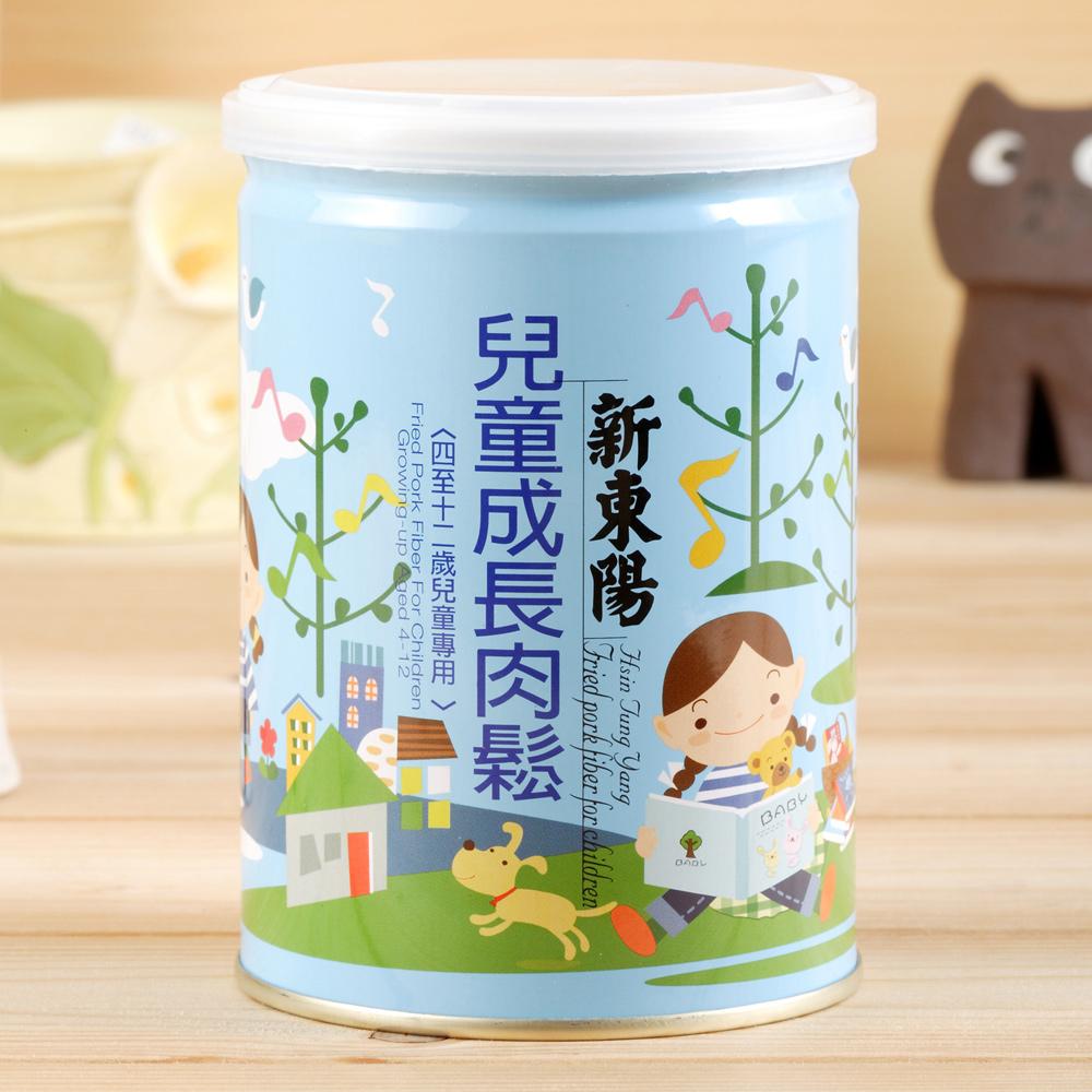 新東陽 兒童成長肉鬆(190g)