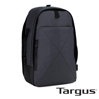 Targus T-1211 都會雅痞 17 吋兩用手提後背包-雅痞灰