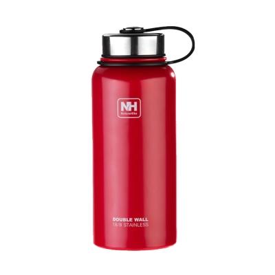 PUSH!戶外旅遊休閒用品不袗真空保溫瓶保溫杯水壺900ml