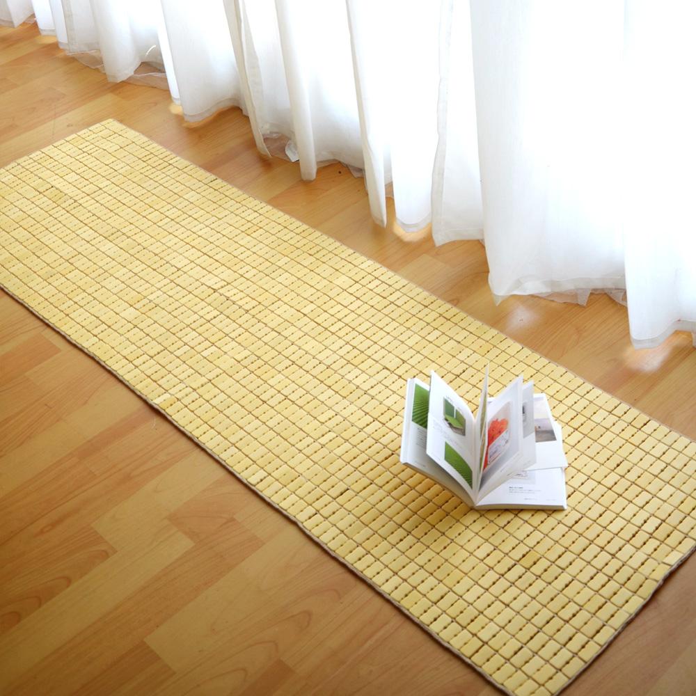 絲薇諾 天然專利麻將竹坐墊-3人座(50×160cm)