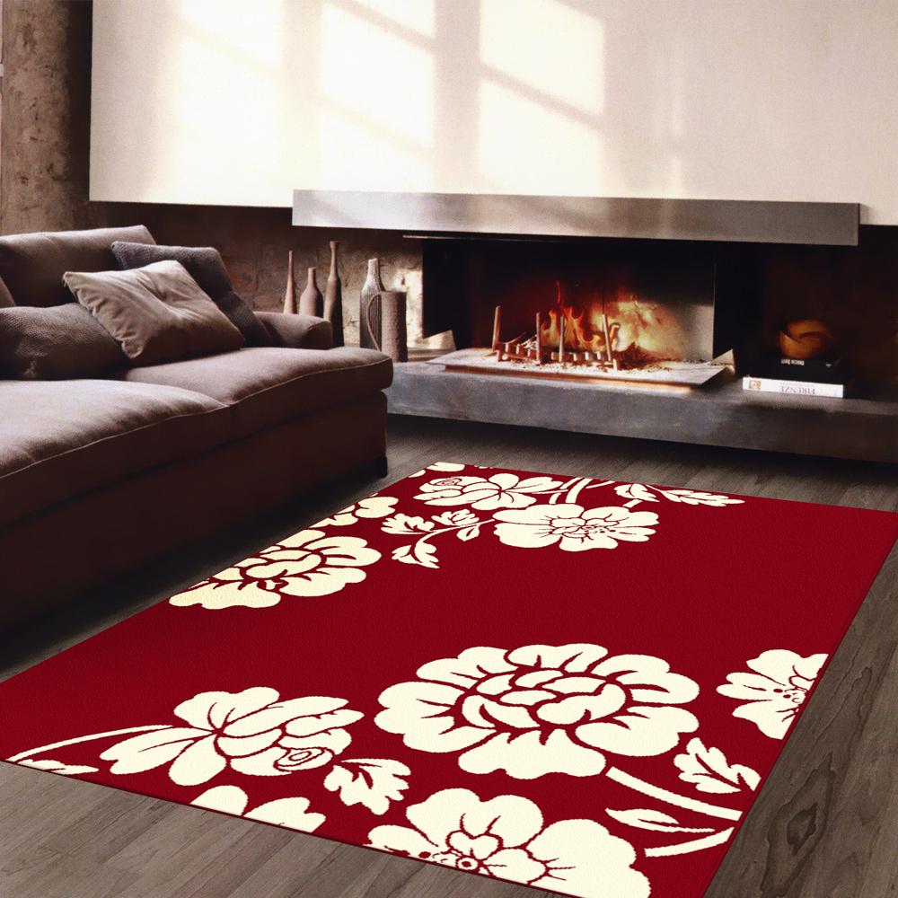 范登伯格 - 艾薇兒 多變視覺地毯 - 紅霏 ( 160 x 230cm)