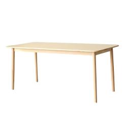 YKS-美好時光-北歐風造型餐桌160x75x70cm