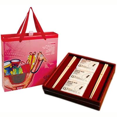 【喜憨兒】新鮮米 小木馬禮盒組