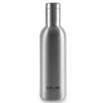 Driver時尚冷熱兩用保溫瓶800ml-不鏽鋼