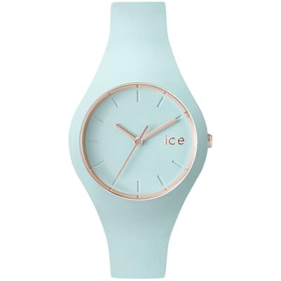 Ice-Watch 粉彩系列 甜美糖果腕錶-粉綠/38mm