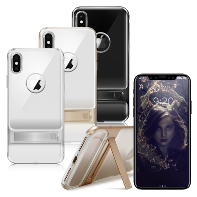 AISURE iPhone X 5.8吋 魔法防撞支架手機殼