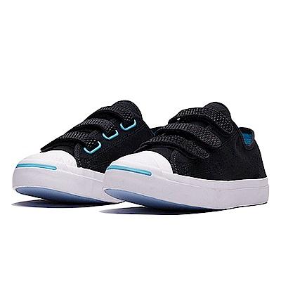 CONVERSE-男女休閒鞋160812C-黑