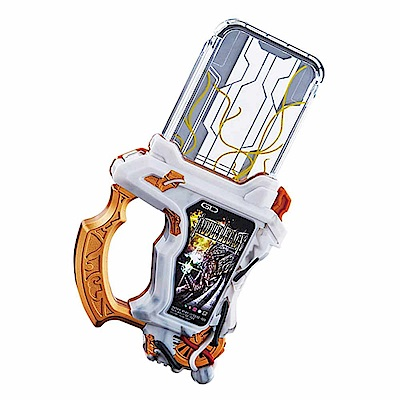 BANDAI 代理版 特攝 假面騎士EX-AID 聲光變身 DX探究遺志卡帶 17239