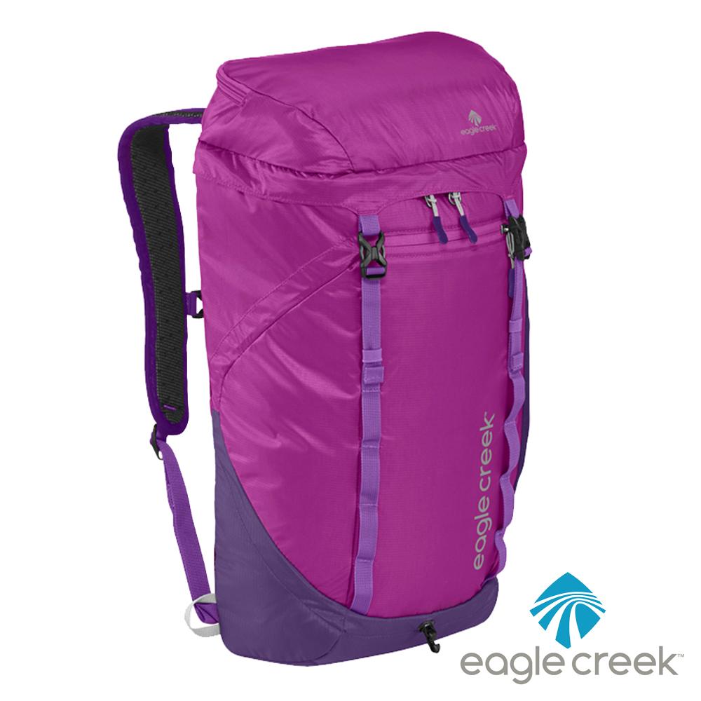 美國Eagle Creek RFID超輕量防撕裂雙肩後背包25L(紫)