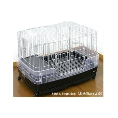 MARUKAN 新款抽屜式兔籠(附跳板+輪子)M號 MR-306