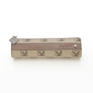 PLAYBOY- P- Dandy系列鉛筆盒-咖啡色
